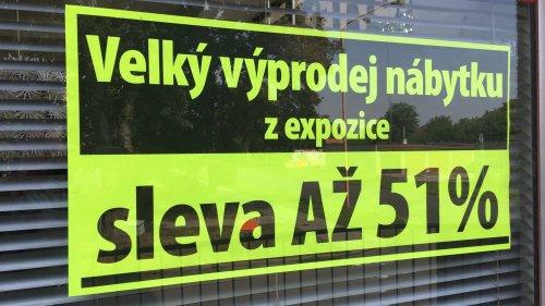 Oblíbená akce SLEVA AŽ 51% NA NÁBYTEK Z EXPOZICE  opět přichází!!