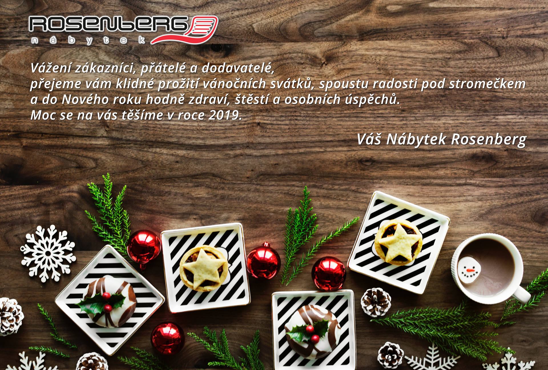 PF 2019 a vánoční otevírací doba